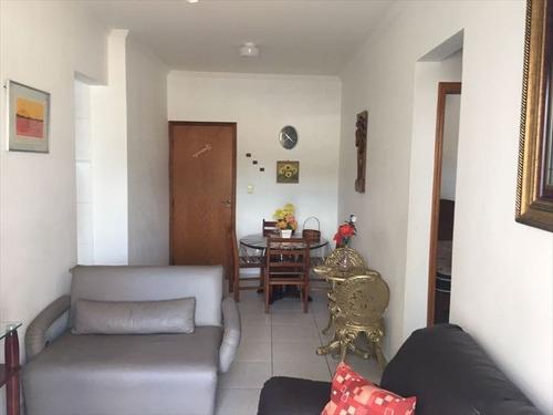 ref.: 2398 - apartamento em praia grande, no bairro canto do forte - 1 dormitórios