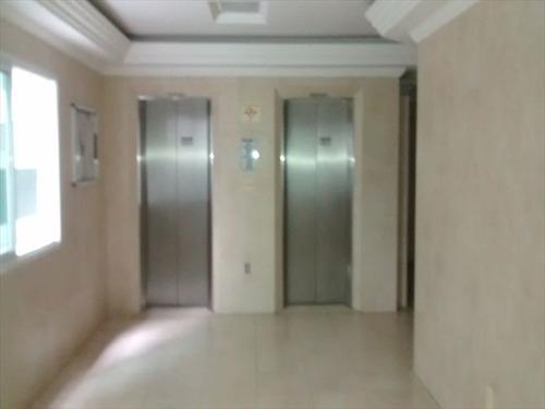 ref.: 2399 - apartamento em praia grande, no bairro canto do forte - 2 dormitórios