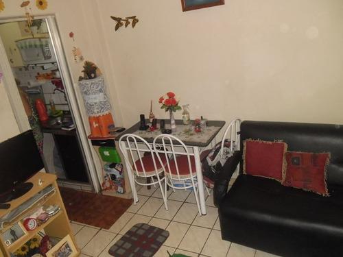 ref.: 2399 - apartamento em praia grande, no bairro ocian
