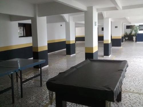 ref.: 2400 - apartamento em praia grande, no bairro canto do forte - 1 dormitórios