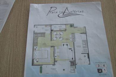 ref.: 24034800 - apartamento em praia grande, no bairro vila