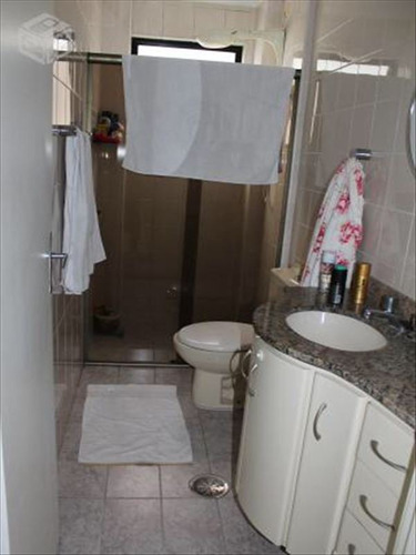 ref.: 240401 - apartamento em santos, no bairro aparecida - 2 dormitórios
