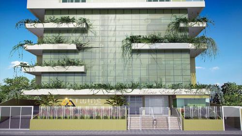 ref.: 24065300 - apartamento em praia grande, no bairro cant