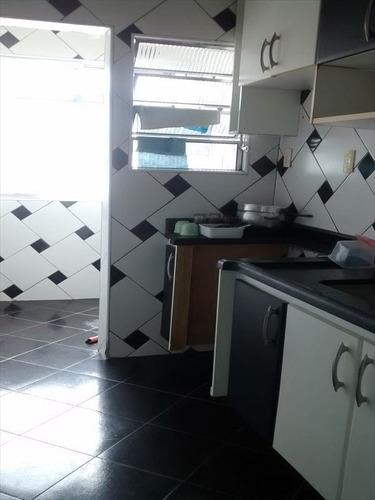 ref.: 2408 - apartamento em praia grande, no bairro boqueirao - 1 dormitórios