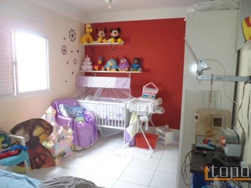ref.: 2408 - casa em praia grande, no bairro guilhermina - 2 dormitórios