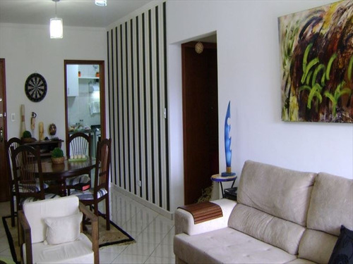 ref.: 2411 - apartamento em praia grande, no bairro canto do