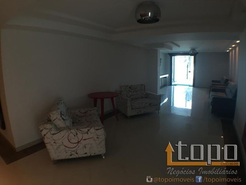 ref.: 2411 - apartamento em praia grande, no bairro guilhermina - 2 dormitórios