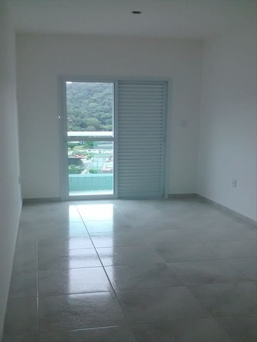 ref.: 2414 - apartamento em praia grande, no bairro canto do forte - 2 dormitórios