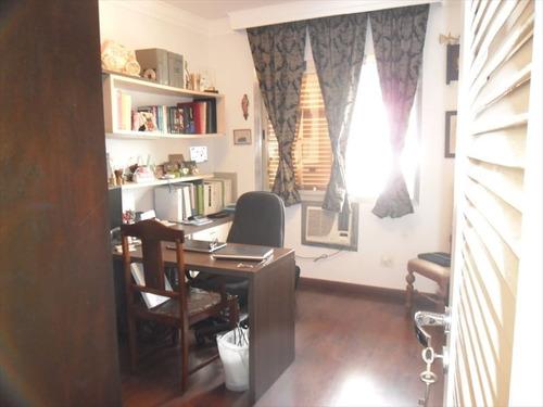 ref.: 241401 - apartamento em santos, no bairro aparecida - 3 dormitórios
