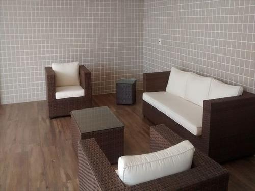 ref.: 2415 - apartamento em praia grande, no bairro aviacao - 2 dormitórios