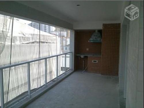ref.: 241601 - apartamento em santos, no bairro embare - 3 dormitórios
