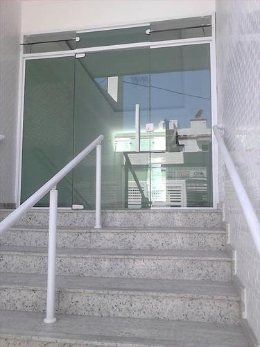 ref.: 2419 - apartamento em praia grande, no bairro guilhermina - 2 dormitórios