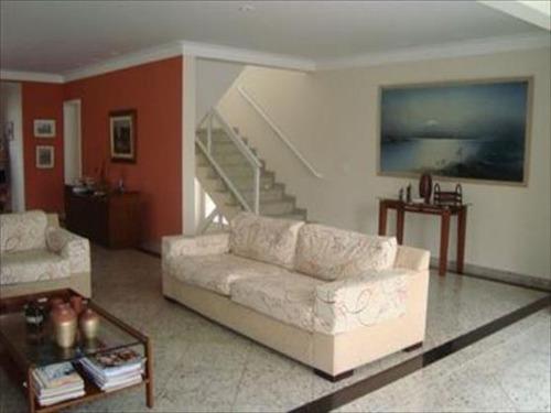 ref.: 242001 - casa em santos, no bairro ponta da praia - 5 dormitórios
