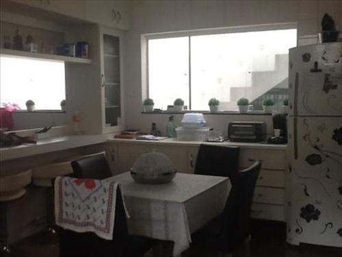 ref.: 242201 - casa em santos, no bairro ponta da praia - 5 dormitórios