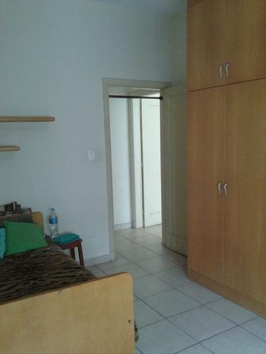ref.: 242400 - apartamento em santos, no bairro gonzaga - 3 dormitórios