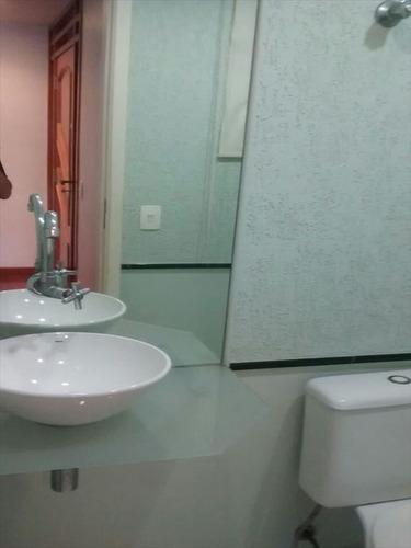 ref.: 242500 - apartamento em santos, no bairro gonzaga - 3 dormitórios