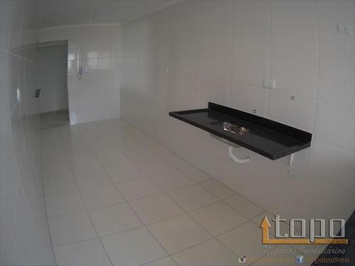 ref.: 2427 - apartamento em praia grande, no bairro canto do forte - 3 dormitórios