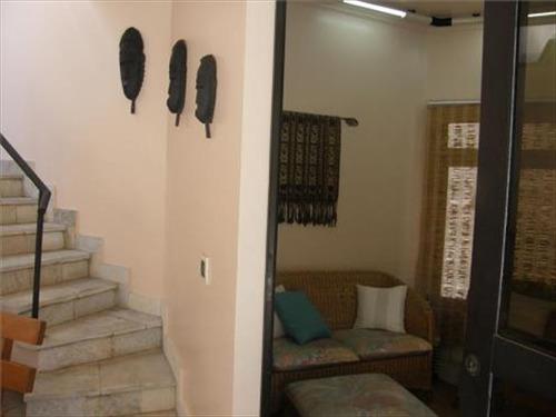 ref.: 242701 - casa em santos, no bairro jose menino - 3 dormitórios