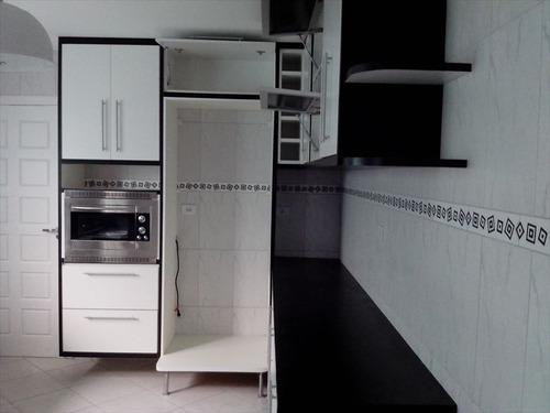 ref.: 243201 - casa em praia grande, no bairro aviacao - 3 dormitórios