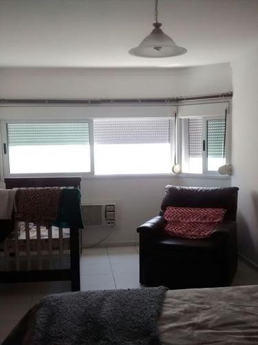 ref.: 243300 - apartamento em santos, no bairro ponta da praia - 4 dormitórios