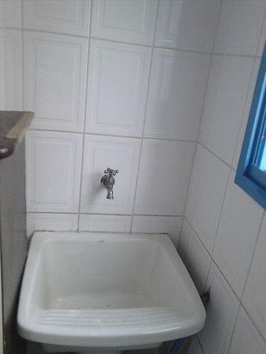 ref.: 2436 - apartamento em praia grande, no bairro canto do forte - 1 dormitórios