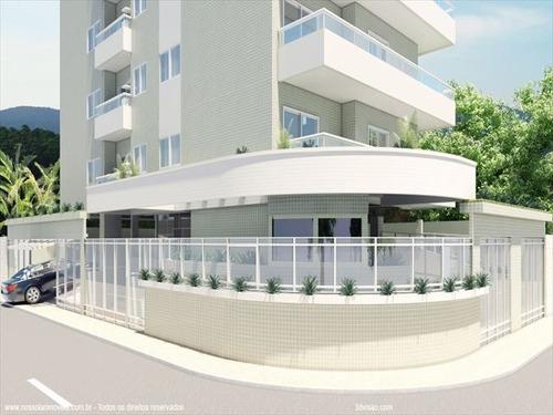 ref.: 2437 - apartamento em praia grande, no bairro mirim - 1 dormitórios