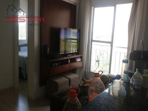 ref.: 2437 - apartamento em várzea paulista para venda - v2437