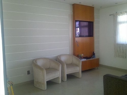 ref.: 244100 - casa em santos, no bairro embare - 3 dormitórios