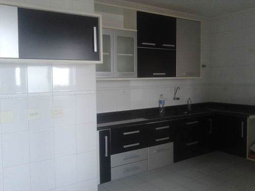 ref.: 244600 - apartamento em santos, no bairro embare - 3 dormitórios
