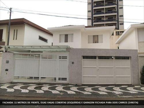 ref.: 244601 - casa em santos, no bairro ponta da praia - 4 dormitórios
