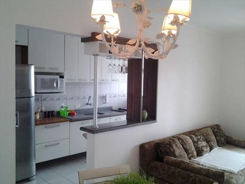 ref.: 2448 - apartamento em praia grande, no bairro ocian -