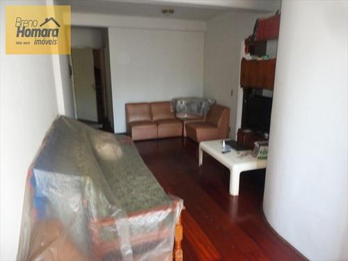 ref.: 245 - apartamento em sao paulo, no bairro higienopolis - 1 dormitórios