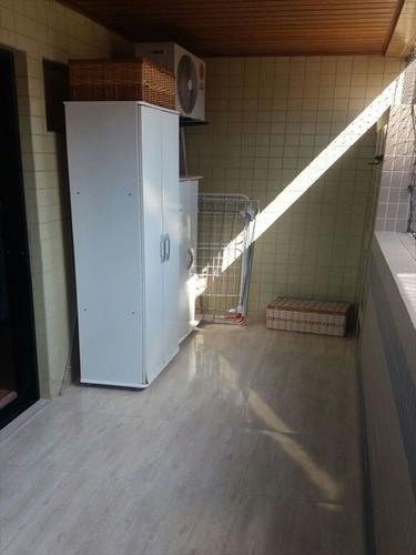 ref.: 2452 - apartamento em praia grande, no bairro canto do forte - 2 dormitórios