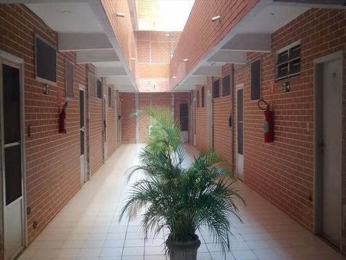 ref.: 2453 - apartamento em praia grande, no bairro boqueirao - 1 dormitórios