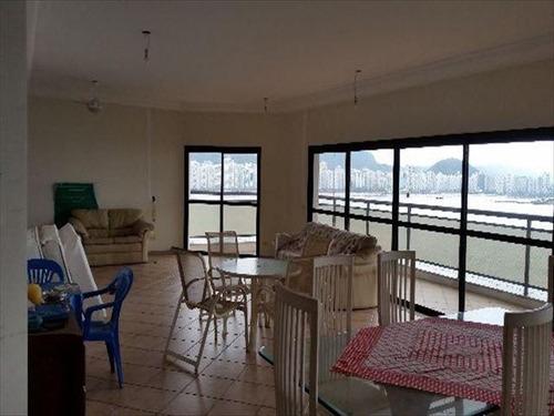 ref.: 245301 - apartamento em guaruja, no bairro jardim asturias - 4 dormitórios