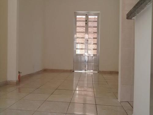 ref.: 2455 - casa condomínio fechado em praia grande, no bairro boqueirao - 1 dormitórios