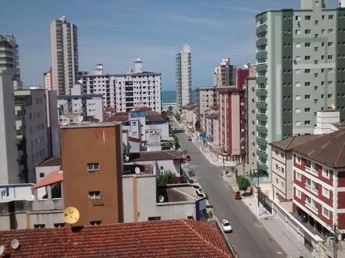 ref.: 2456 - apartamento em praia grande, no bairro guilhermina - 3 dormitórios