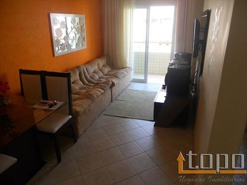 ref.: 2459 - apartamento em praia grande, no bairro tupi - 1 dormitórios
