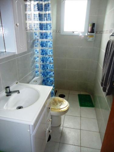 ref.: 246 - apartamento em praia grande, no bairro guilhermina - 2 dormitórios