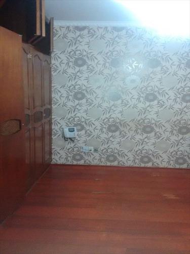 ref.: 246201 - casa em santos, no bairro boqueirao - 3 dormitórios