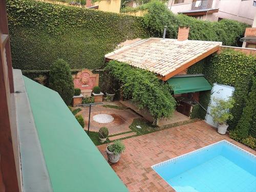 ref.: 246300 - casa condomínio fechado em santana de parnaiba, no bairro alphaville - 4 dormitórios