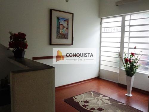 ref.: 246700 - casa em sao paulo, no bairro vila clementino - 3 dormitórios