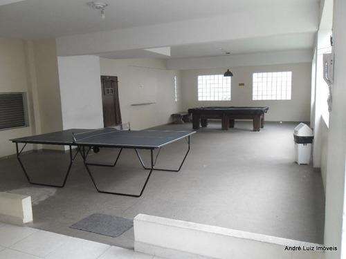 ref.: 2470 - apartamento em praia grande, no bairro mirim - 3 dormitórios