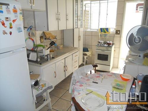 ref.: 2473 - casa em praia grande, no bairro boqueirao - 3 dormitórios