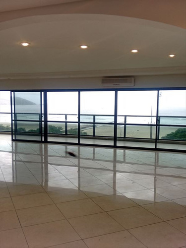 ref.: 247300 - apartamento em santos, no bairro boqueirao - 3 dormitórios