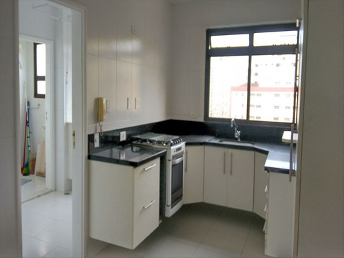 ref.: 247501 - apartamento em santos, no bairro aparecida - 3 dormitórios