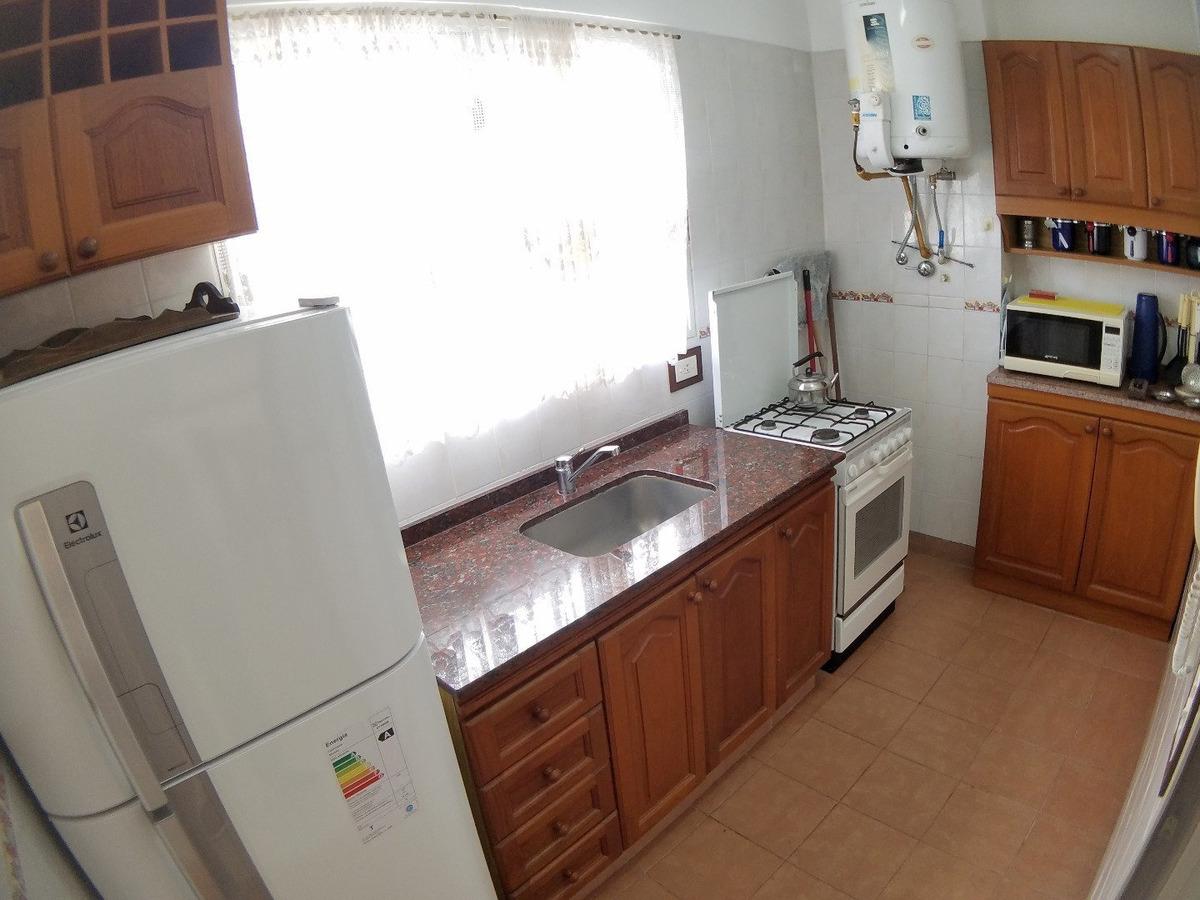 ref: 2478 - departamento en alquiler, pinamar , zona centro playa