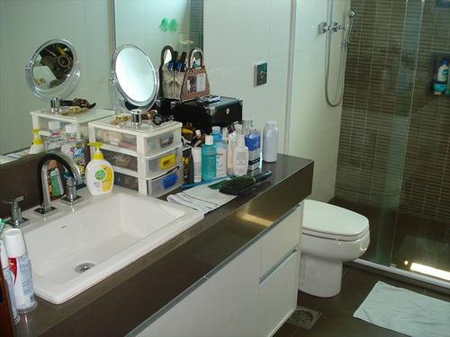 ref.: 247900 - apartamento em santos, no bairro boqueirao - 4 dormitórios