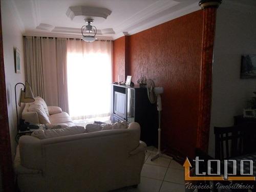 ref.: 2480 - apartamento em praia grande, no bairro guilhermina - 3 dormitórios