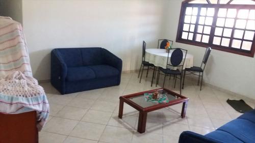 ref.: 24800 - casa em itanhaém, no bairro cibratel 1 - 3 dormitórios